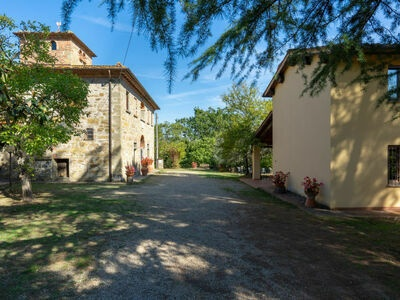 Poggio Cuccule, Gite 16 personnes à Montegonzi