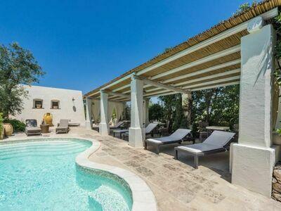 Tenuta Aphrodite, Villa 28 personnes à Racale
