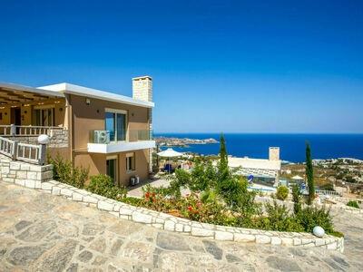 Diana, Villa 8 personnes à Heraklion