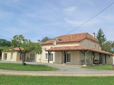 Grand Guiraud, Gite 10 personnes à Monségur