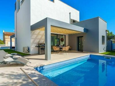 Zafra, Villa 6 personnes à Colònia Sant Pere