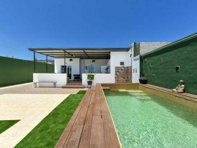 Villa Candela, Maison 7 personnes à Ingenio