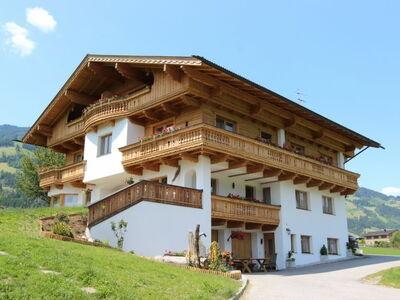 Gasteighof, Gite 3 personnes à Fügen