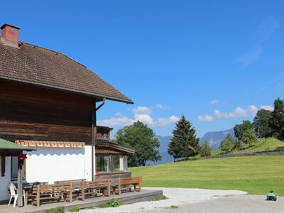 Kammspitze, Gite 7 personnes à Aich