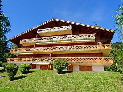 Soldanelles 3, Chalet 4 personnes à Villars