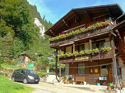 Staubbachblick, Chalet 4 personnes à Lauterbrunnen