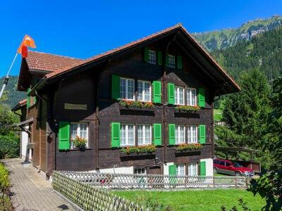 Pironnet, Chalet 5 personnes à Lauterbrunnen