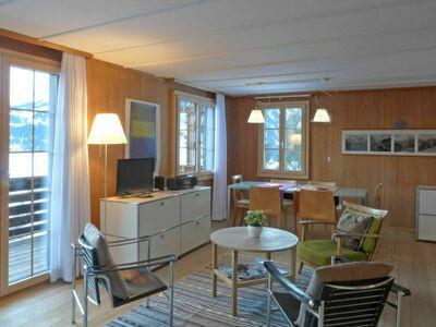 Jungfrau an der Ledi, Chalet 3 personnes à Wengen