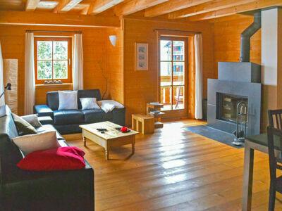 Alpina, Chalet 4 personnes à Wengen