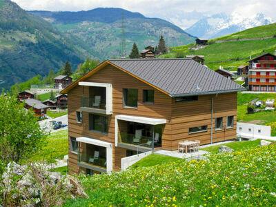 Sera Lodge, Wohnung Brunegghorn