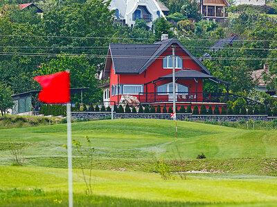 Golf Imperial, Villa 4 personnes à Balatongyörök