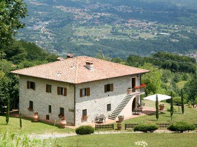 Rosmarino (CNG191), Gite 5 personnes à Castelnuovo di Garfagnana
