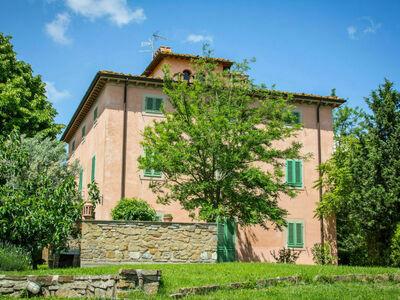 Chiantishire retreat, Gite 4 personnes à Barberino Valdelsa