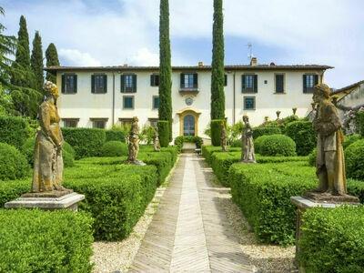 Solatio, Villa 2 personnes à Florenz
