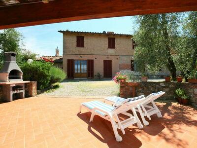 Cinuzza Grande, Gite 5 personnes à Castelnuovo Berardenga