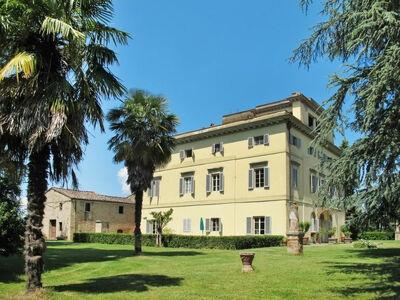Ginestra (PGO155), Gite 6 personnes à Pergine Valdarno