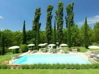 Il Pozzo, Gite 5 personnes à Rapolano Terme