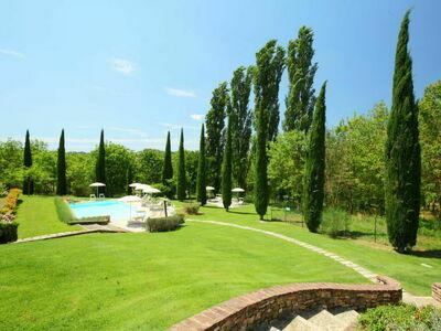 Forno, Gite 6 personnes à Rapolano Terme