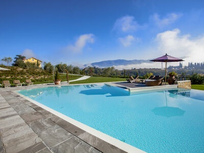 Villa Belvedere, Gite 2 personnes à Incisa Valdarno