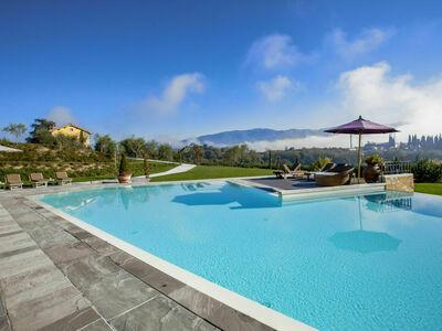 Villa Belvedere, Gite 4 personnes à Incisa Valdarno