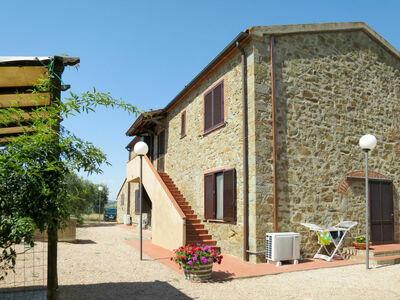 Olivo (MNO110), Gite 6 personnes à Montiano