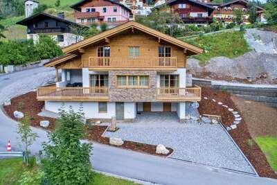 Luxueux lodge à Hochkönig avec un bien-être privé