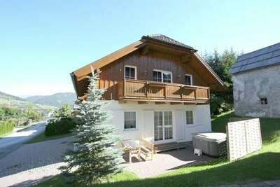 Chalet tranquille avec sauna à Sankt Margarethen
