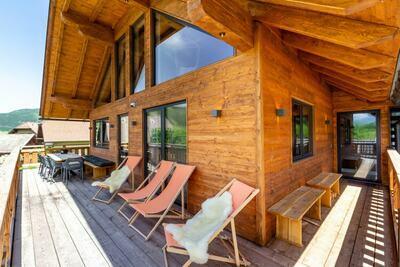 Chalet moderne avec sauna à Salzbourg