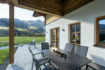 Chalet de luxe avec jardin situé à Bad Hofgastein Salzburg