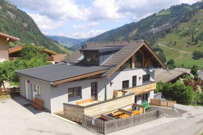 Maison de vacances confortable, située à Rauris, près de la piste de ski