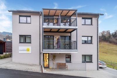 Maison de vacances de qualité à Sankt Georgen avec terrasse