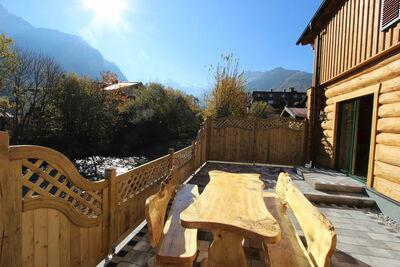 Chalet exclusif à Kaprun Salzbourg avec sauna