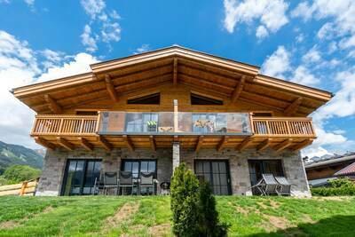 Maison de vacances luxueuse à Piesendorf avec sauna privé