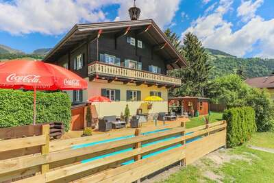 Maison de vacances luxueuse à Mittersill avec sauna