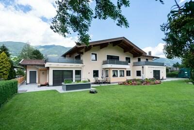 Luxueuse maison de vacances à Mittersill avec terrasse