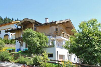 Maison de vacances avec jardin à Hollersbach im Pinzgau