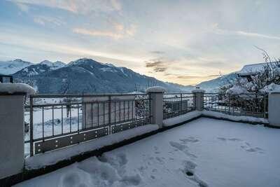 Grande maison de vacances à Salzbourg, vue sur la montagne