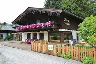 Charmant chalet avec sauna à Saalbach-Hinterglemm