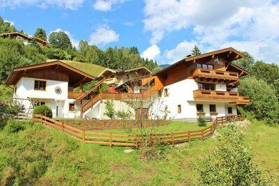 Maison de vacances à Saalbach-Hinterglemm avec terrasse