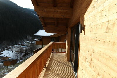 Chalet moderne avec sauna près des pistes à Salzbourg