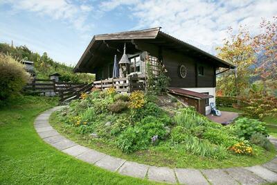 Chalet confortable avec jardin à Leogang Salzburg