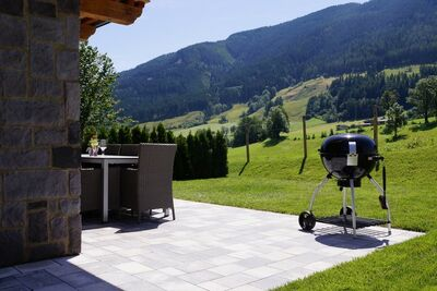 Chalet spacieux à Leogang Salzbourg avec grande terrasse