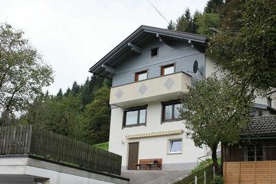 Maison de vacances moderne, près du domaine skiable de Fügen