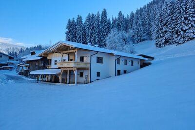 Maison de vacances spacieuse proche pistes ski à Kaltenbach