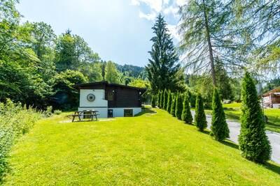 Chalet de charme avec jardin privé à Wörgl
