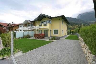 Maison de vacances de luxe avec terrasse à Itter en Autriche