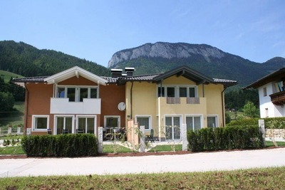 Belle maison de vacances à Itter avec jardin