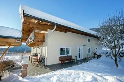Chalet spacieux près du domaine skiable à Itter