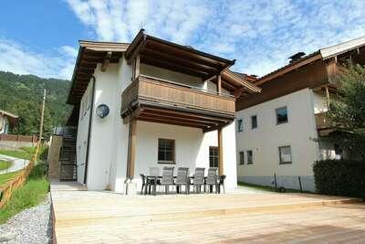Charmante maison de vacances à Westendorf avec sauna