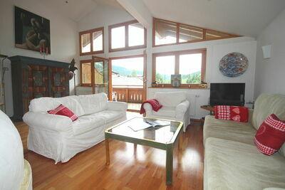 Maison de vacances au Kirchberg avec sauna